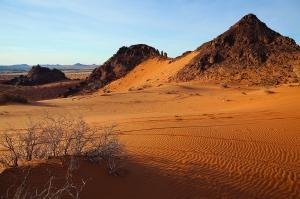 An Nedfud Desert Fringe
