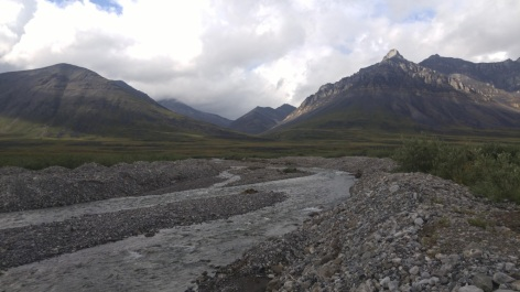 Contact Creek, Anaktuvuk Pass, Alaska
