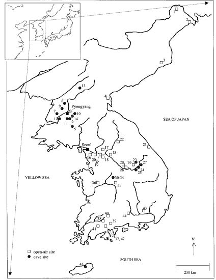 palaeolithic-of-north-korea